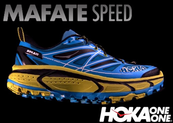 Hoka One One Cmafate Speed Running Shoes