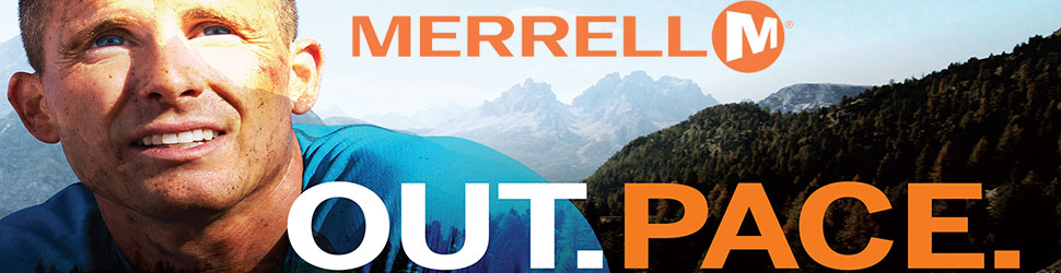 Mens Merrell Trail Outdoor